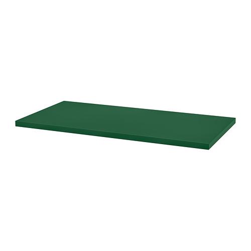 LINNMON galda virsma, zaļā krāsā, 60x120 cm