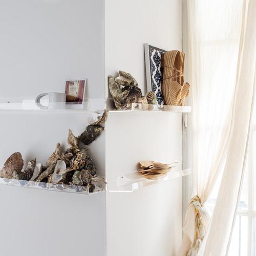 MELLÖSA paveikslų lentynėlė