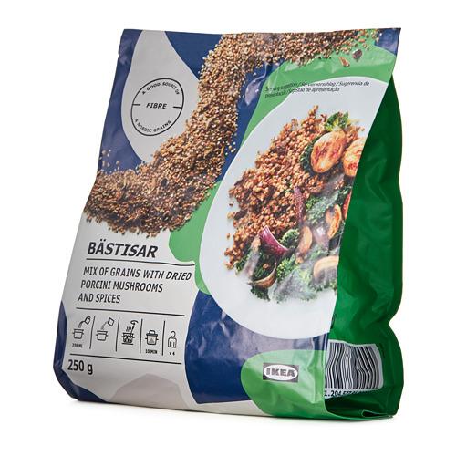 BÄSTISAR graudaugu maisījums ar sēnēm