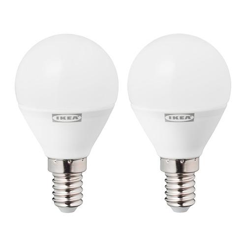 RYET LED lemputė E14, 470 liumenų