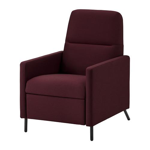 GISTAD fotelis su kojų atrama