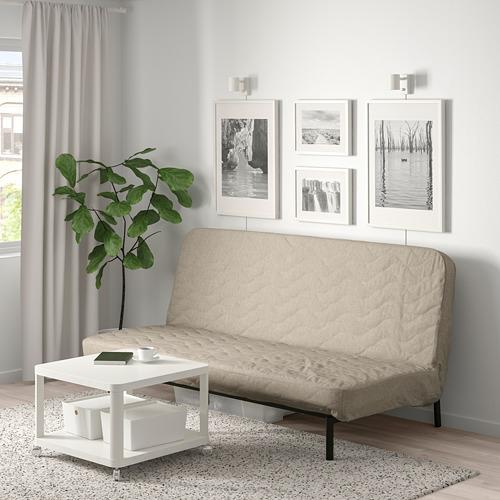 NYHAMN trīsvietīgs dīvāns