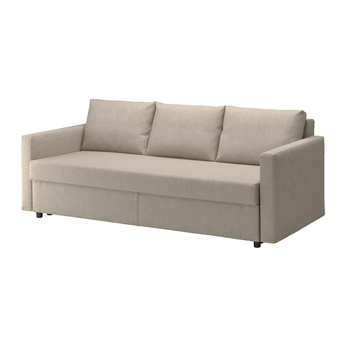 FRIHETEN trīsvietīgs dīvāns
