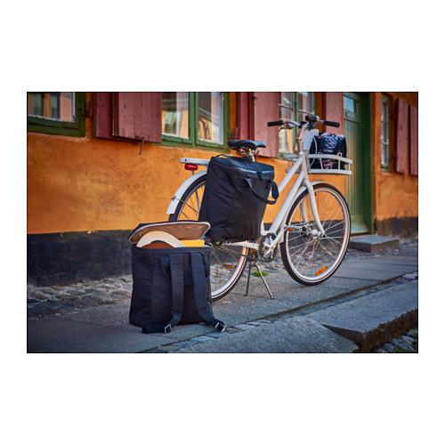 SLADDA galinis dviračio krepšys