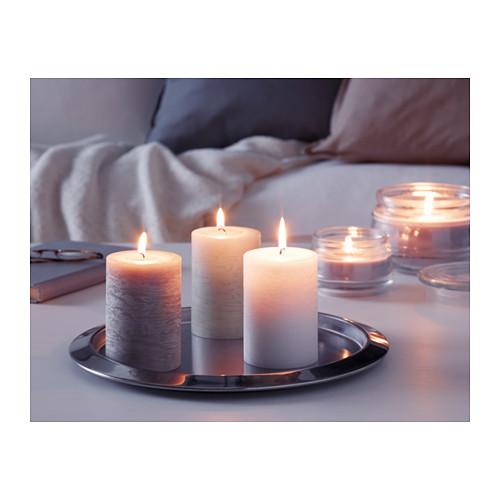 LUGGA smaržīgā svece