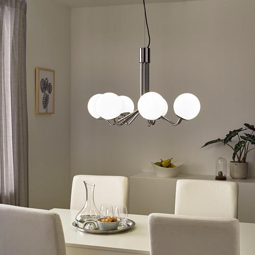 SIMRISHAMN iekaramā lampa ar 7 spuldzēm
