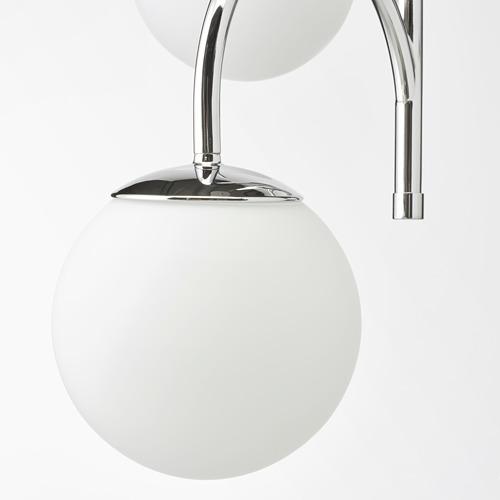 SIMRISHAMN griestu lampa ar 3 spuldzēm
