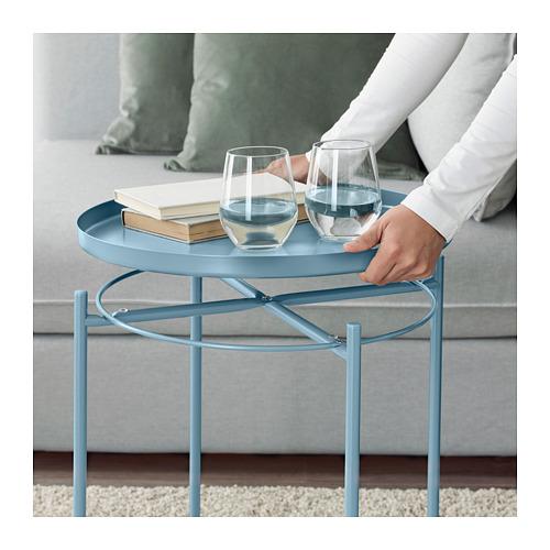 GLADOM paplātes galdiņš
