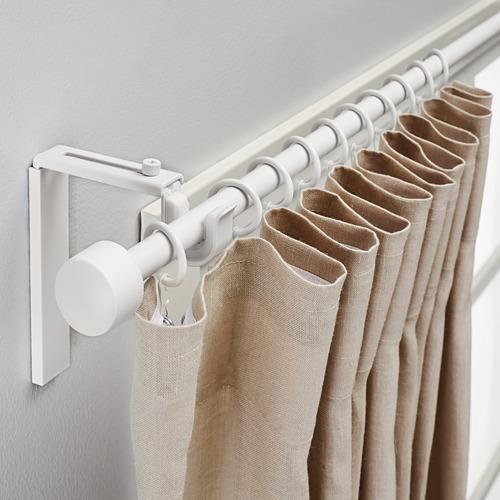 RÄCKA curtain rod combination