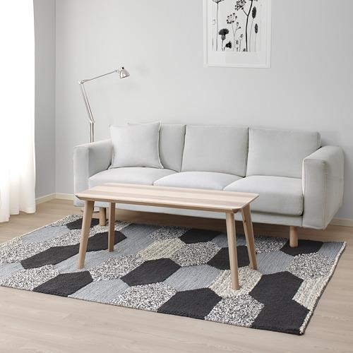 KOLLUND rug, flatwoven