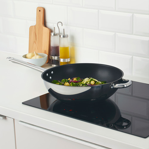 OUMBÄRLIG wok