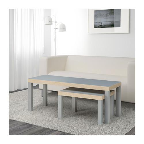 LACK staliukų rinkinys, 2 vnt.
