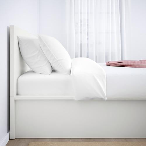 MALM lova su patalynės dėže
