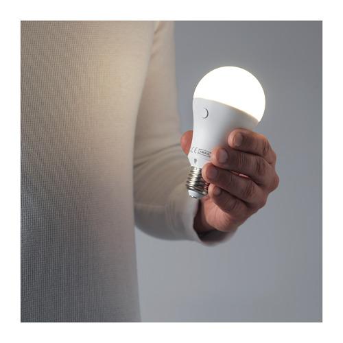 TOSTHULT įkraunamoji LED lemputė
