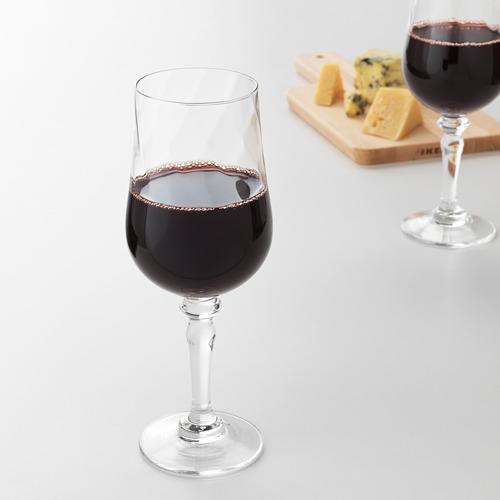 KONUNGSLIG vīna glāze