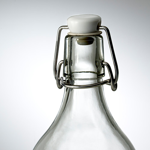 KORKEN butelis su kamščiu