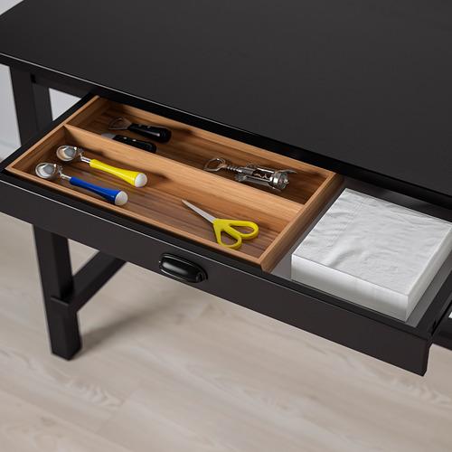 NORDVIKEN/NORDVIKEN bāra galds un 4 krēsli