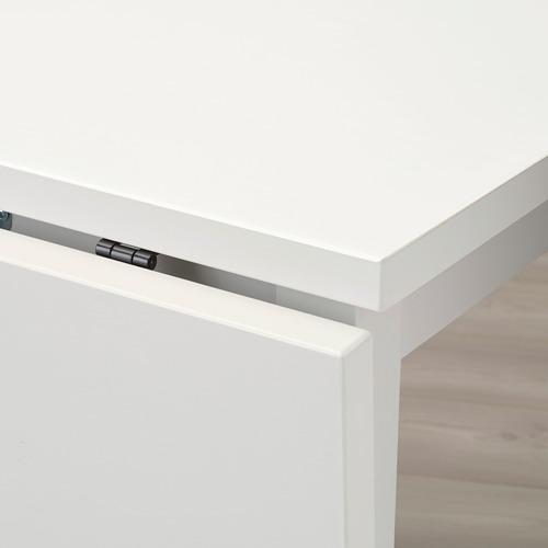 NORDVIKEN/NORDVIKEN galds un 2 krēsli