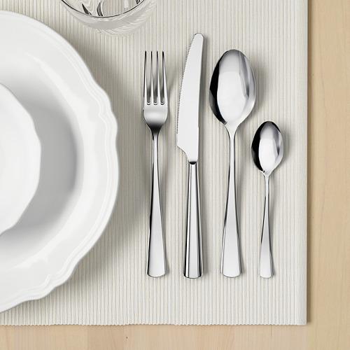 SEDLIG 24-piece cutlery set
