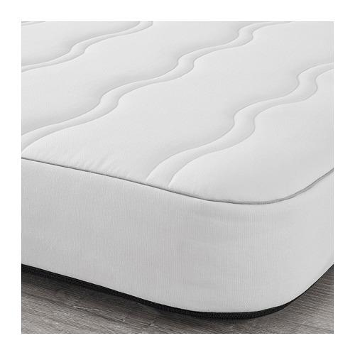 NYHAMN lateksa matracis