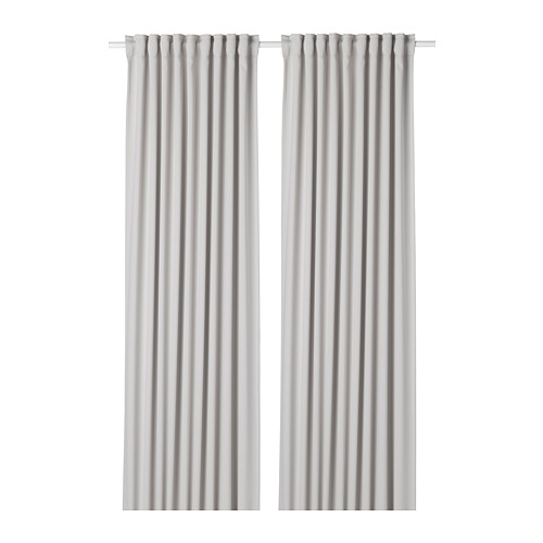 MAJGULL room darkening curtains, 1 pair