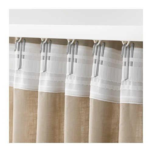 RIKTIG curtain hook