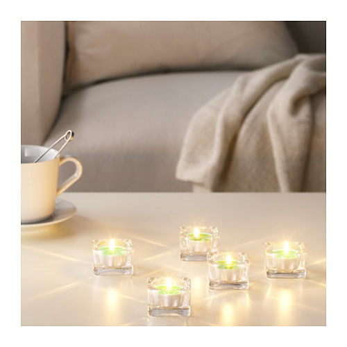 SINNLIG aromatizētā tējas svece