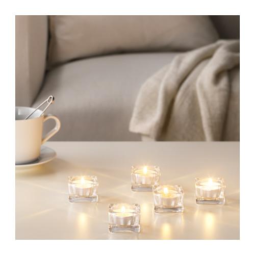 SINNLIG smaržīgā tējas svece