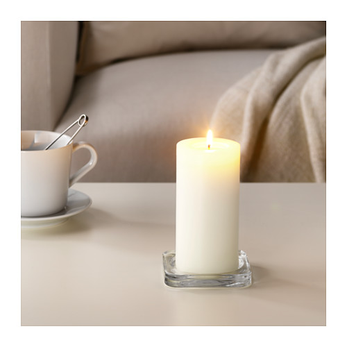 SINNLIG scented block candle