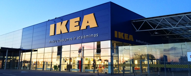Ikea клайпеда