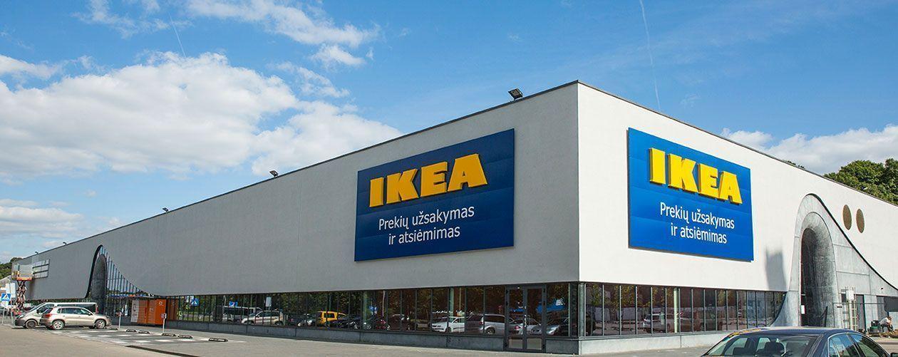 Ikea каунас