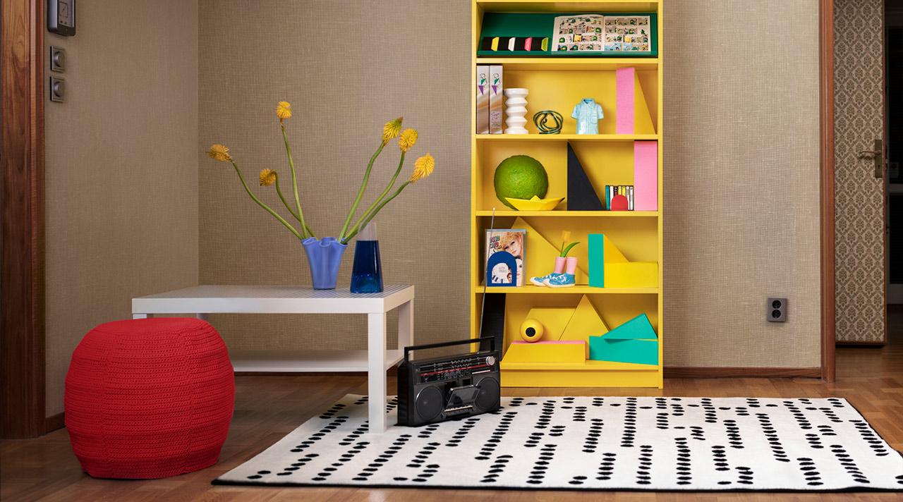 Celebrating BILLY – the original shelfie bookcase
