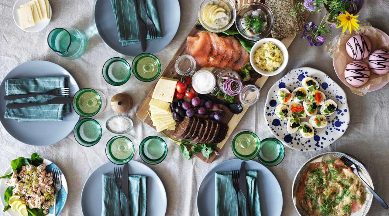 7 žingsniai iki tobulo stalo: Velykų pusryčiai namuose