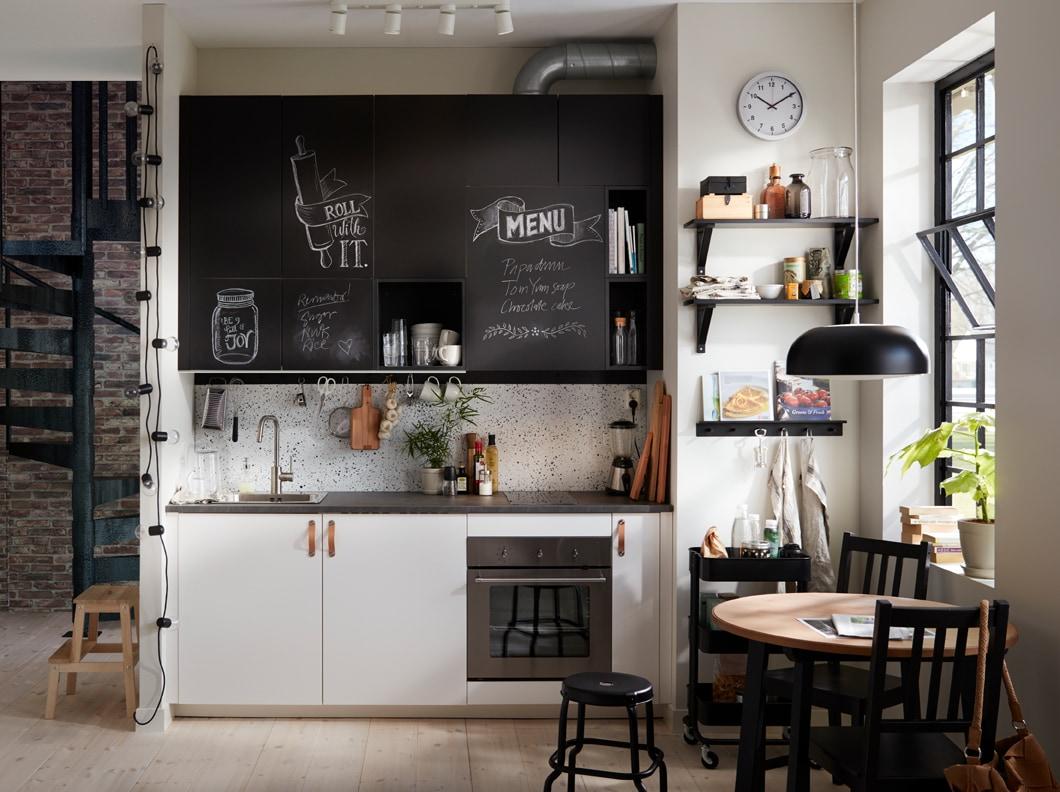 The kitchen that invites creativity
