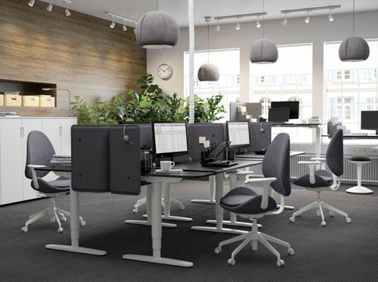 Atviras biuras patogiam darbui kartu