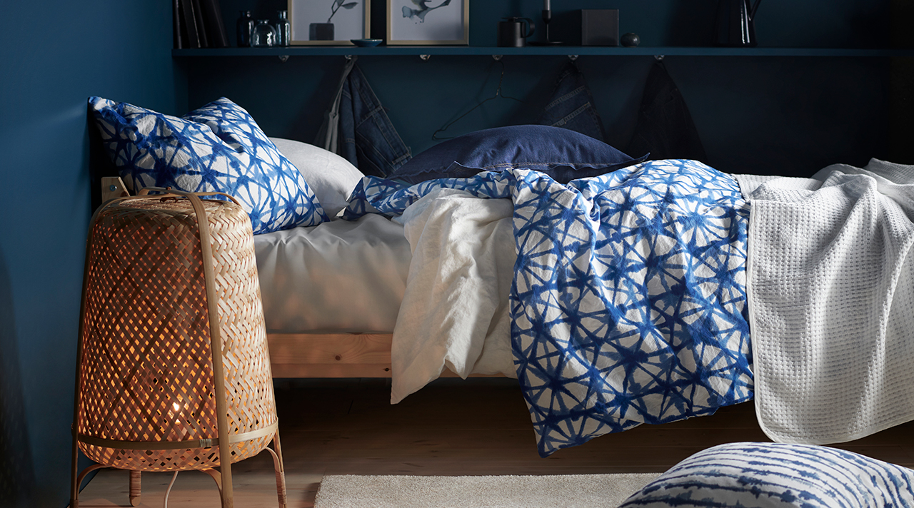 Refresh your home for spring with new blue buys