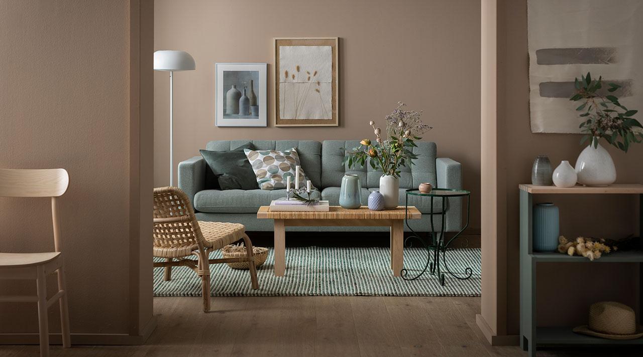 Вдохните новую жизнь в вашу гостиную