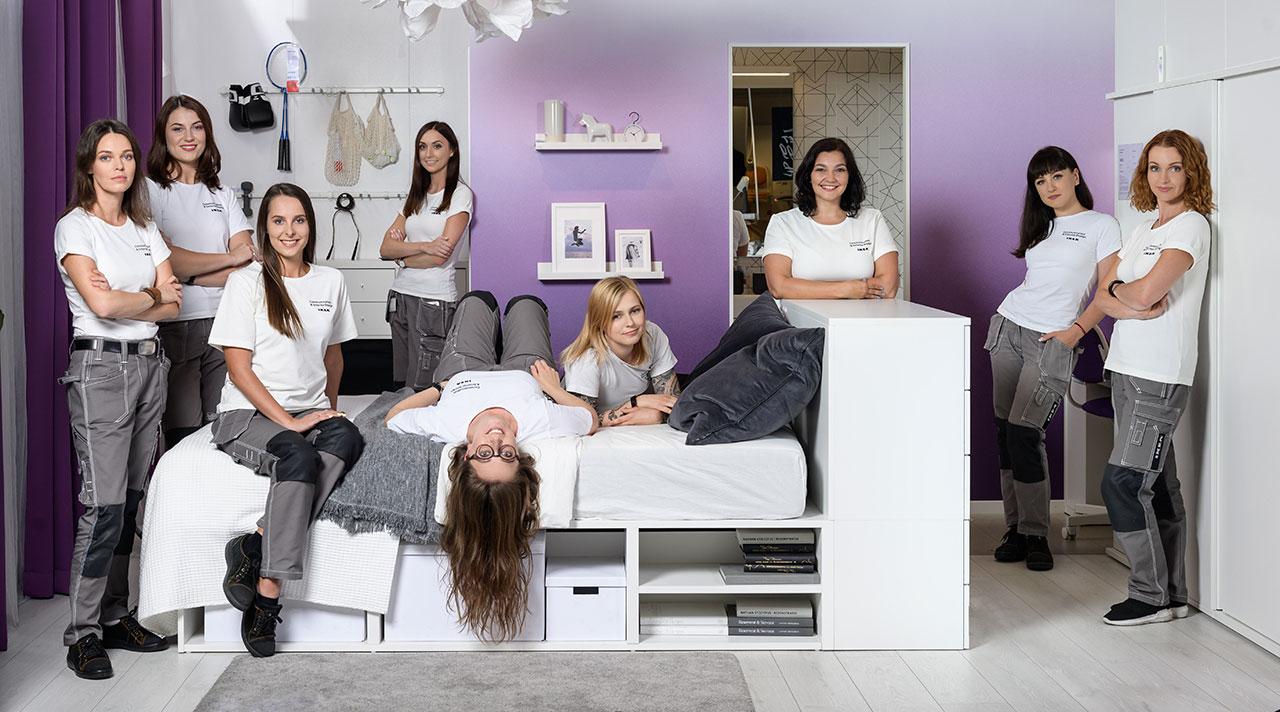"""""""Namų idėja su IKEA"""": nauja pradžia ir nauji veidai"""