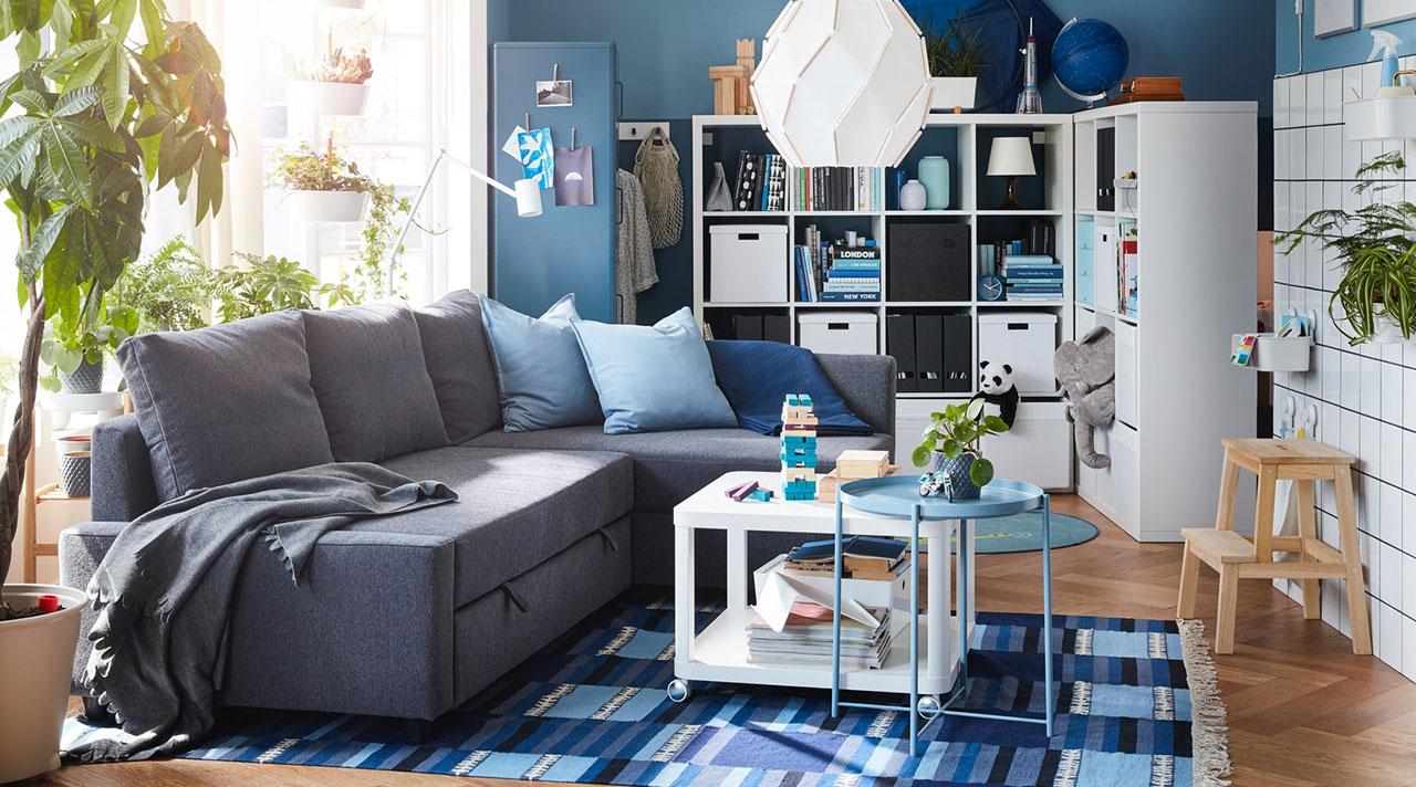 Funkcionāli risinājumi dzīvojamai istabai