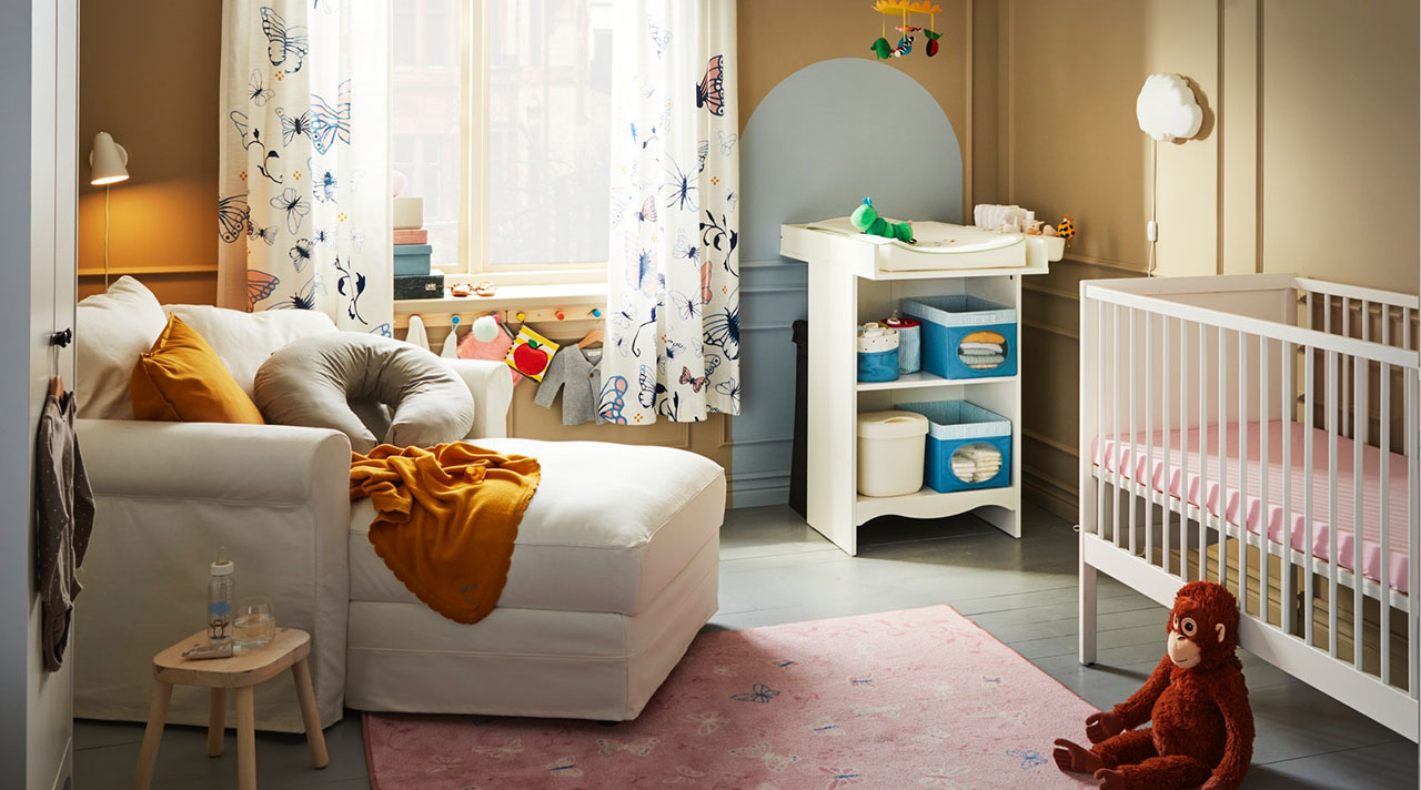 A growing children's room: solutions and inspiration