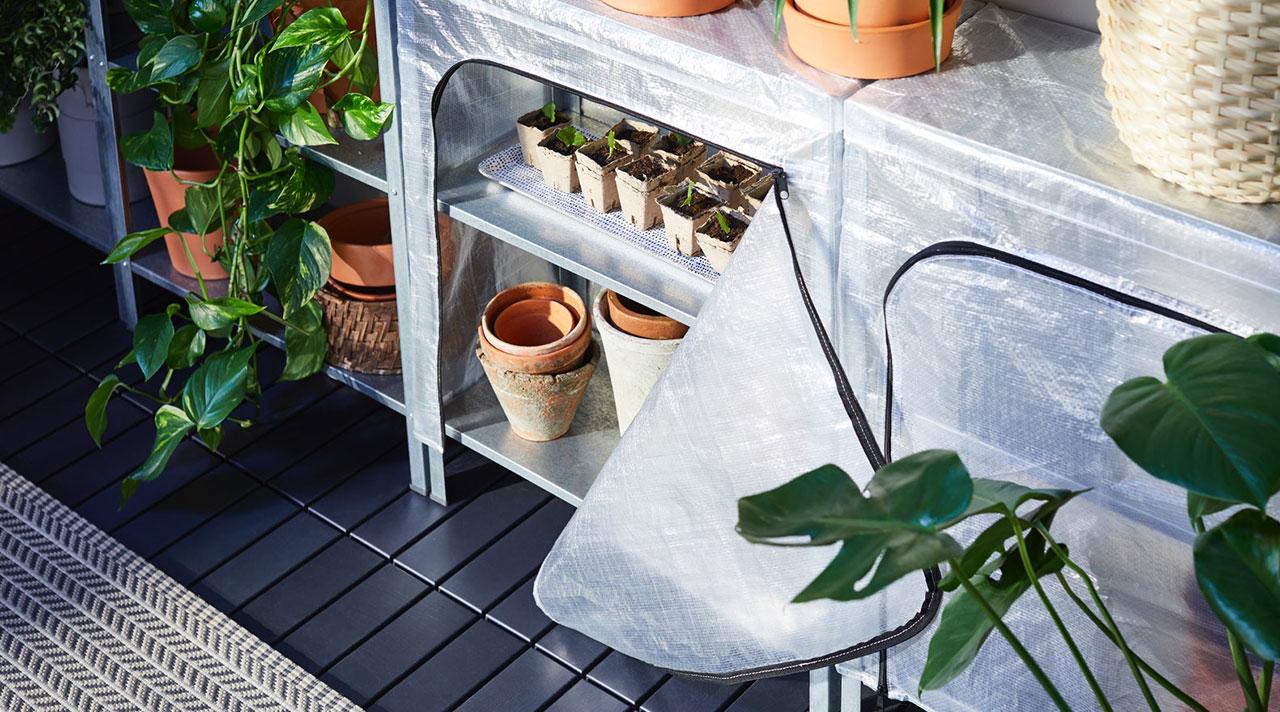 Suvi sulle ja su uuele aiandushobile